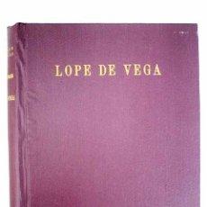 Libros: LOPE DE VEGA: RETRATO, HORÓSCOPO, VIDA Y TRANSFIGURACIÓN. Lote 152384124