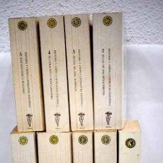 Libros: HISTORIA Y CRÍTICA DE LA LITERATURA ESPAÑOLA.-. Lote 152384329