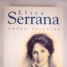 Libros: OBRAS SELECTAS. Lote 152384600