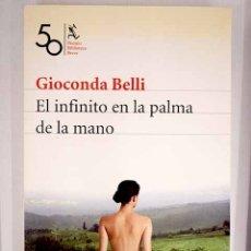 Libros: EL INFINITO EN LA PALMA DE LA MANO. Lote 152384629