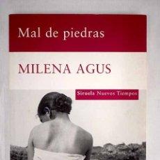 Libros: MAL DE PIEDRAS. Lote 152384656