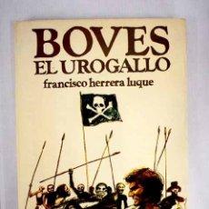 Libros: BOVES: EL UROGALLO. Lote 152384669