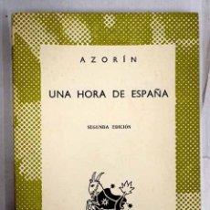 Libros: UNA HORA DE ESPAÑA: (ENTRE 1560 Y 1570). Lote 152391716