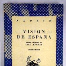 Libros: VISIÓN DE ESPAÑA. Lote 152391729
