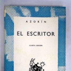 Libros: EL ESCRITOR. Lote 152391797
