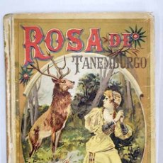 Libros: ROSA DE TANEMBURGO. Lote 152391837