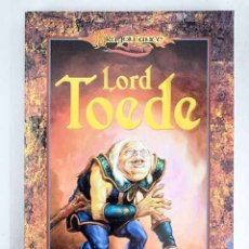 Libros: LORD TOEDE. Lote 152501288