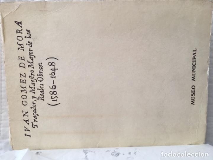 Libros: Juan Gomez de Mora. Museo Municipal. Facsimil. - Foto 5 - 57664419