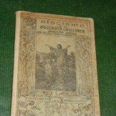 Libros: CATECISMO DE LA DOCTRINA CRISTIANA. SEGUNDO GRADO 1939. Lote 152690498