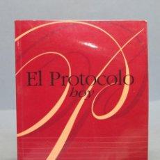 Libros: EL PROTOCOLO HOY. MARA ROSA MARCHESI. Lote 152856154