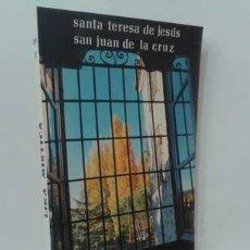 Libros: LIRA MÍSTICA - SANTAN TERESA DE JESÚS - SAN JUAN DE LA CRUZ. Lote 153283492