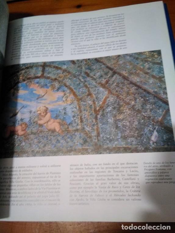 Libros: Villas y palacios de Roma. Carlo Cresti y Claudio Rendina. 2005 - Foto 3 - 153450906