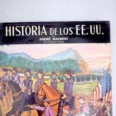 Libros: HISTORIA DE LOS EE.UU. Lote 153513430