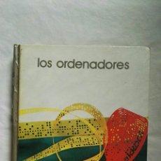 Libros: LOS ORDENADORES BIBLIOTECA SALVAT. Lote 153886326
