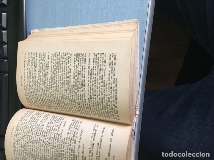 Libros: MARCOFF DE ERNESTO CAPENDU 1946 - Foto 3 - 154141478