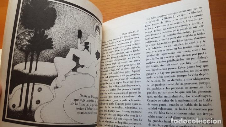 Libros: EL DÍA NACIONAL DEL PAÍS VALENCIÀ. 25 D´ABRIL DÍA DE LES LLIBERTATS DEL PAÍS VALENCIÀ - Foto 4 - 154149606