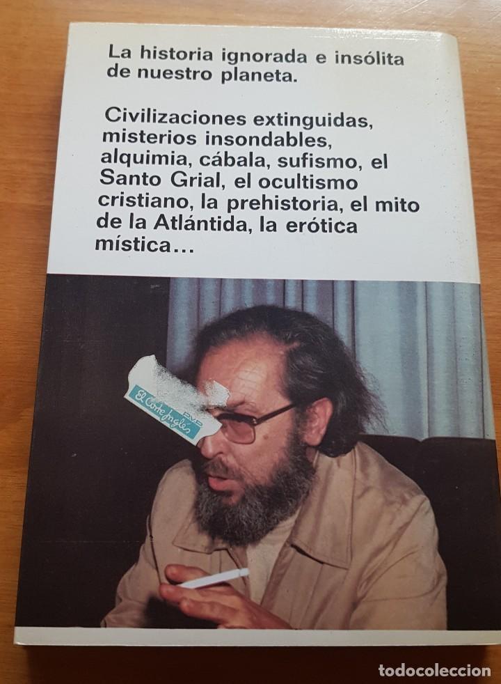Libros: EN BUSCA DE LA HISTORIA PROHIBIDA. TRAS LA HUELLA DE BABEL (JUAN G. ATIENZA). ED MARTINEZ ROCA - Foto 2 - 154150790