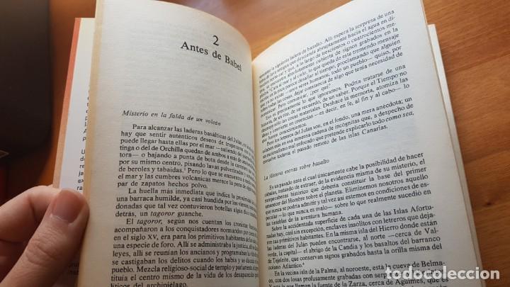 Libros: EN BUSCA DE LA HISTORIA PROHIBIDA. TRAS LA HUELLA DE BABEL (JUAN G. ATIENZA). ED MARTINEZ ROCA - Foto 6 - 154150790