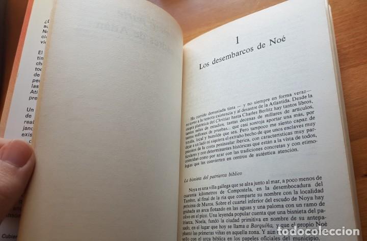 Libros: EN BUSCA DE LA HISTORIA PROHIBIDA. TRAS LA HUELLA DE BABEL (JUAN G. ATIENZA). ED MARTINEZ ROCA - Foto 7 - 154150790