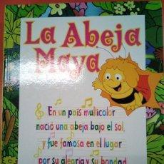Libros: LA ABEJA MAYA. ED RBA. COLECCIÓN DE FASCÍCULOS COMPLETA ENCUADERNADOS.. Lote 154165898