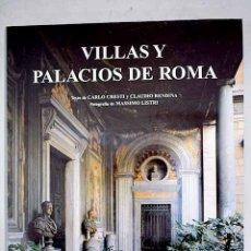 Libros - Villas y palacios de Roma - 154223058