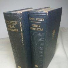 Libros: ALDOUS HUXLEY, OBRAS COMPLETAS I Y III - PLAZA Y JANES, 1970. Lote 154597738
