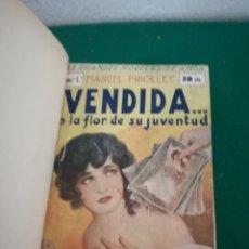 Libros: NOVELA. Lote 154689144