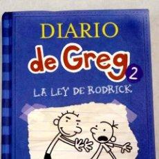 Libros: LA LEY DE RODRICK. Lote 154882832