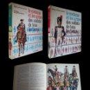 Libros: LES COSTUME ET LES ARMES VOLUMENES 1 Y 2. LILIANE ET FRE FUNCKEN. CASTERMAN. 1966-67. Lote 154942230
