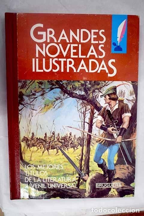 GRANDES NOVELAS ILUSTRADAS, TOMO 12 (Libros sin clasificar)