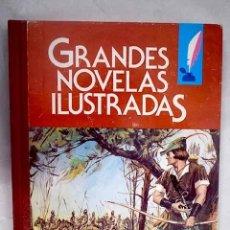 Libros: GRANDES NOVELAS ILUSTRADAS, TOMO 12. Lote 155051270