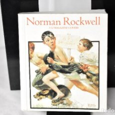 Libros: NORMAN ROCKWELL 332 MAGAZINE COVERS BY CHRISTOPHER FINCH. ABEVILLE PRESS. 1990. 1ªEDICION. Lote 155114602