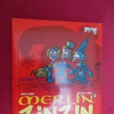 Libros: ¡LA SUERTE ESTÁ ECHADA!. MERLIN ZINZIN. Nº 3. STAN & VINCE. EDEBÉ. 2011. 1ª EDICIÓN. Lote 155424302