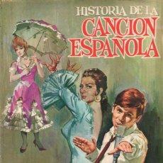 Libros: RETANA, ALVARO. - HISTORIA DE LA CANCION ESPAÑOLA.. Lote 155554840