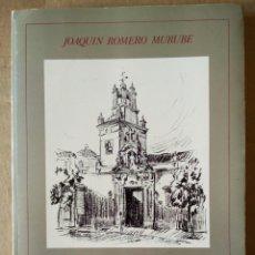 Libros: DISCURSO DE LA MENTIRA, POR JOAQUÍN ROMERO MURUBE. EDICIÓN ESPECIAL DE CAJA SAN FERNANDO. Lote 155756512