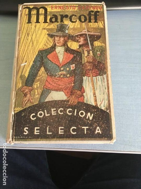 MARCOFF DE ERNESTO CAPENDU 1946 (Libros sin clasificar)