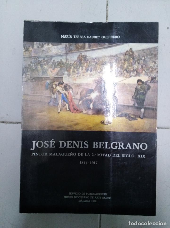 JOSE DENIS BELGRANO (Libros sin clasificar)