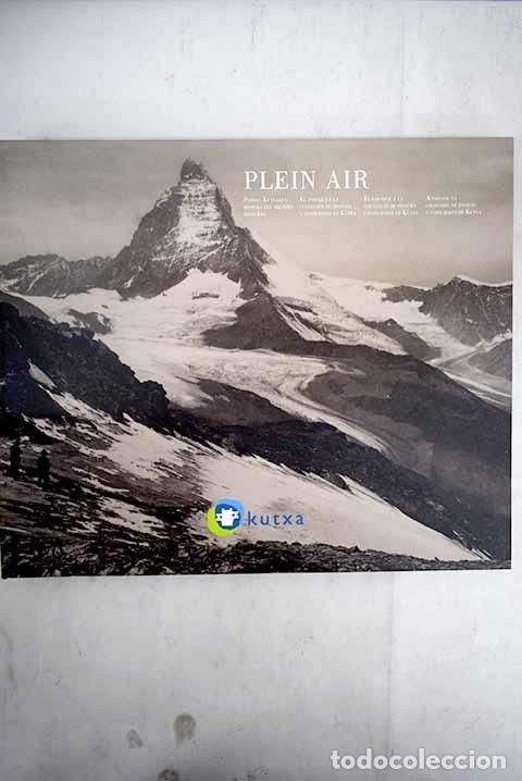 PLEIN AIR (Libros sin clasificar)