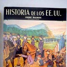Libros: HISTORIA DE LOS EE.UU. Lote 156018478