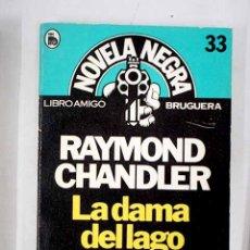 Libros: LA DAMA DEL LAGO. Lote 156022565