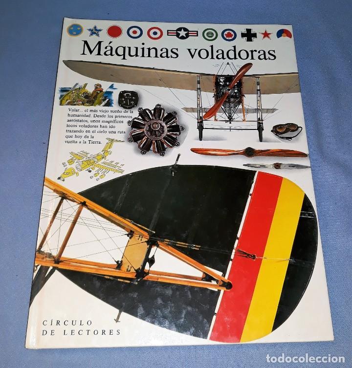 MAQUINAS VOLADORAS ANDREW NAHUM AÑOS 90 VER FOTOS Y DESCRIPCION (Libros sin clasificar)
