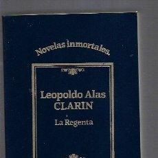 Libros: REGENTA - LA. Lote 156448862