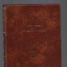 Libros: SARTORIS. Lote 156448868