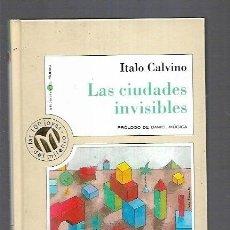 Libros: CIUDADES INVISIBLES - LAS. Lote 156448886