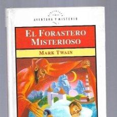 Libros: FORASTERO MISTERIOSO - EL. Lote 156448890