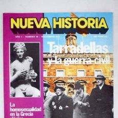 Libros: NUEVA HISTORIA, NÚMERO 10. Lote 156463762