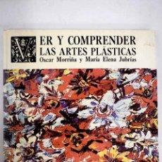 Libros: VER Y COMPRENDER LAS ARTES PLÁSTICAS. Lote 156463860