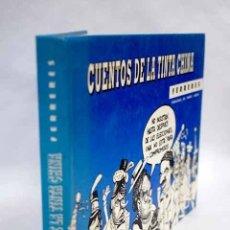 Libros: CUENTOS DE LA TINTA CHINA. Lote 156464057