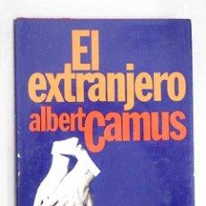 Libros: EL EXTRANJERO. Lote 156464141