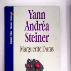 Libros: YANN ANDRÉA STEINER. Lote 156464196